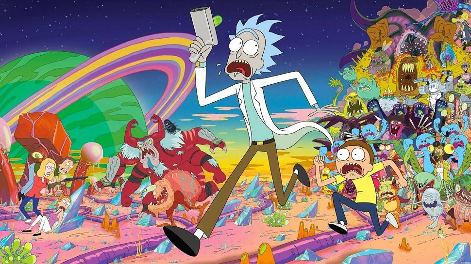 Rick and Morty Has Been Renewed for a LOT of New Episodes