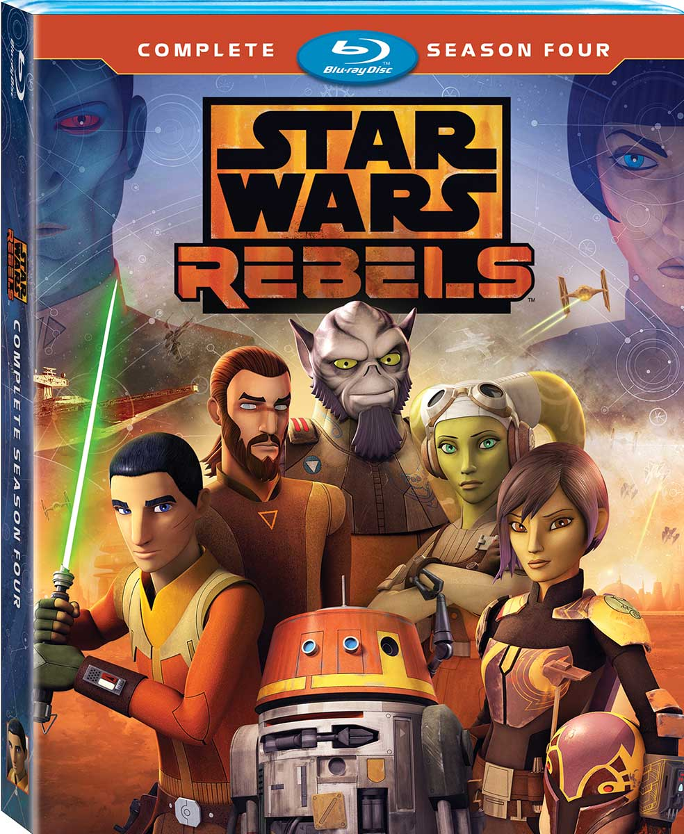 """Lucifer Season 4 On Air Date: """"Star Wars Rebels: The Complete Fourth Season"""" Coming To"""