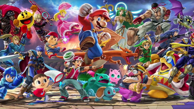 Super Smash Bros Ultimate Nintendo