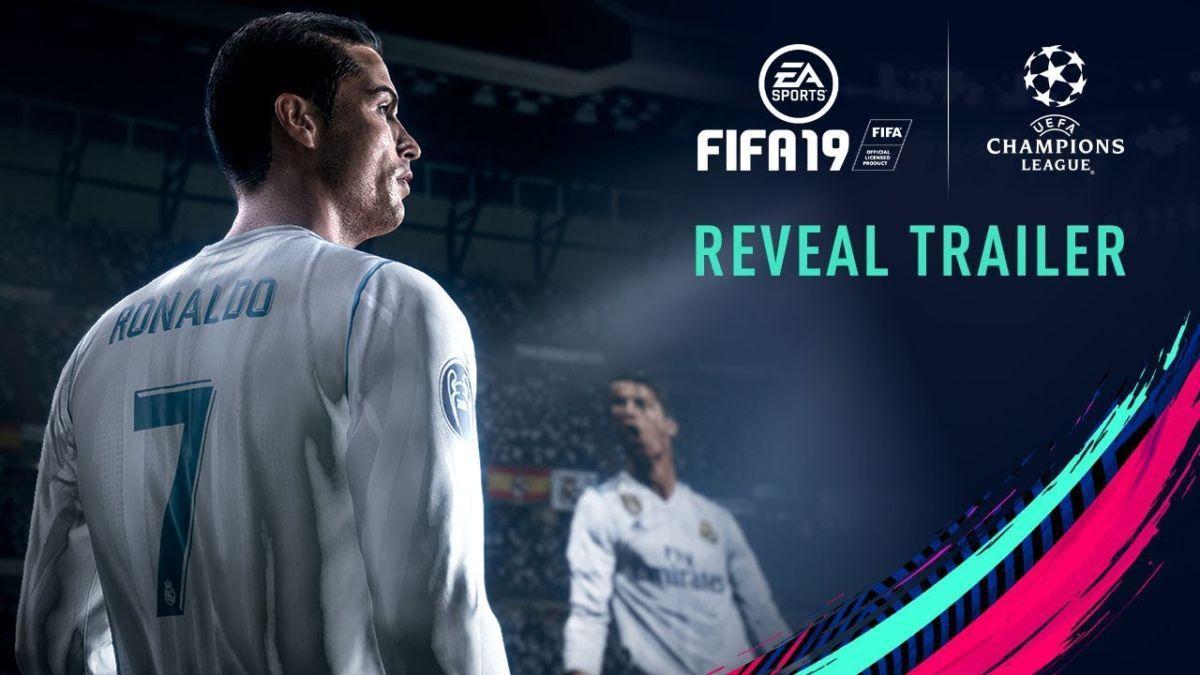 Champions League 2018 19 Pinterest: FIFA 19 UEFA Champions League Reveal Trailer