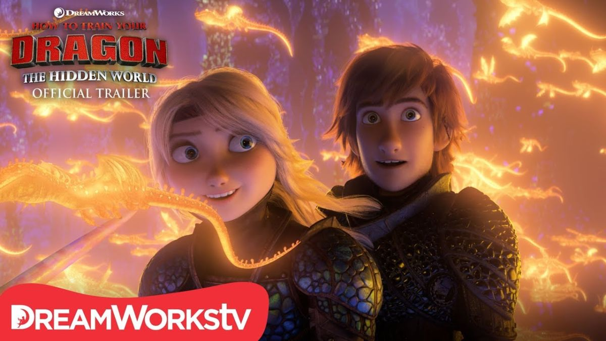 New trailer for how to train your dragon the hidden world netflix new trailer for how to train your dragon the hidden world netflix series released ccuart Choice Image