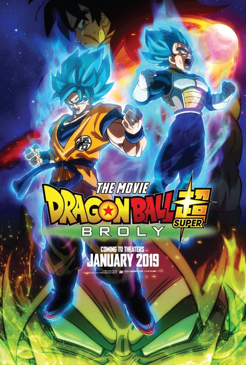Dragon Ball Super Female Broly New Design