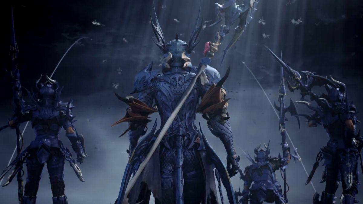 Final Fantasy XIV Monster Hunter: World