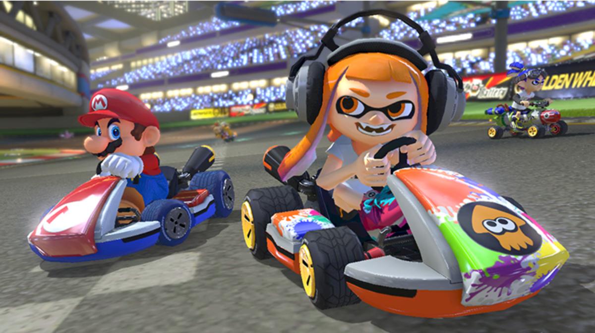Mario Kart 8 Deluxe Mario Kart 9