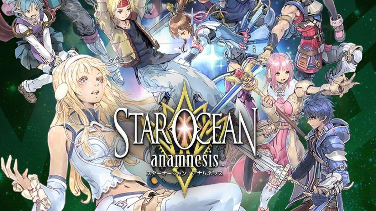 Star Ocean: Anamnesis Star Ocean Anamnesis