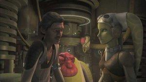 Vanessa Marshall Star Wars Rebels Idiot's Array