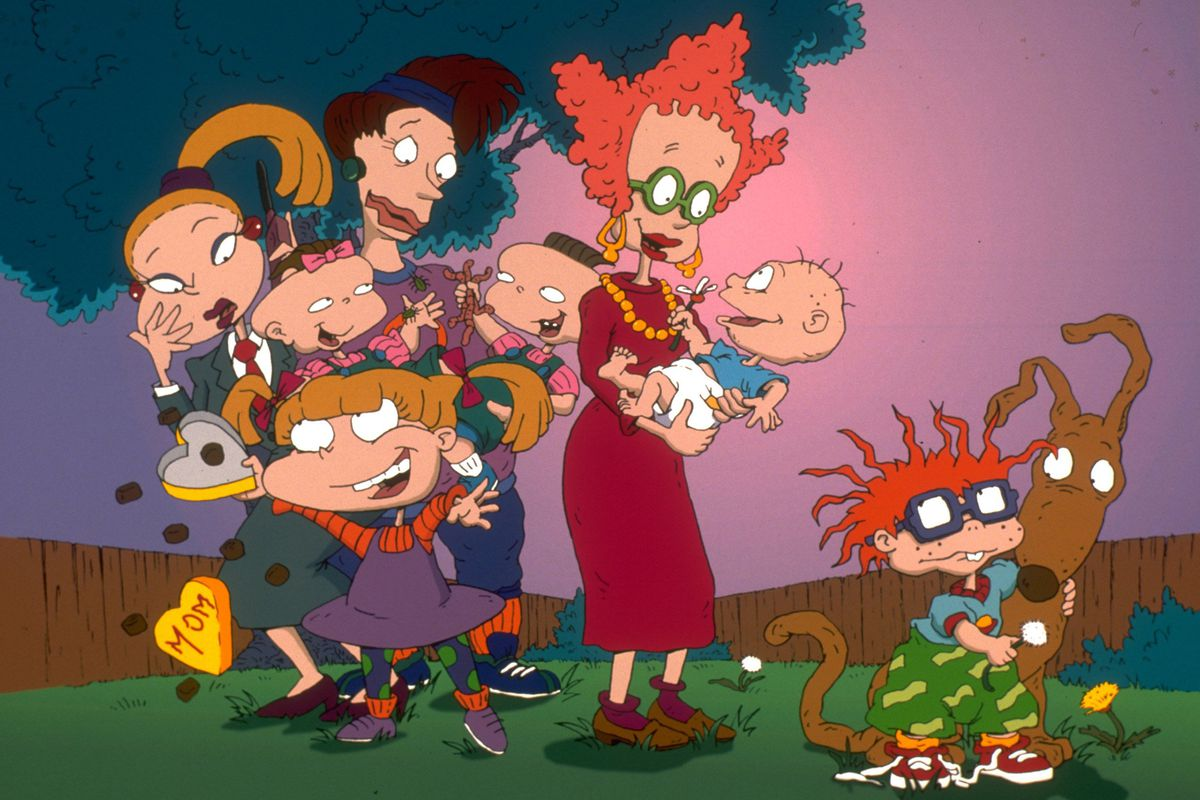 'Rugrats' Is Being Revived With New Episodes and Live-Action Film