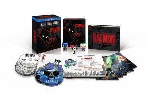 Batman The Animated Series Blu-ray Boxed Set