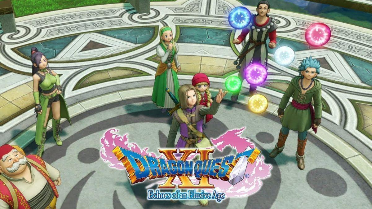 Dragon Quest XI Trailer Introduces Its Varied Cast of Characters