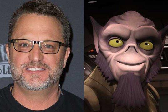 Steve Blum Star Wars Rebels