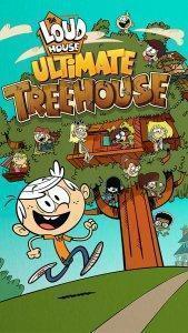 The Loud House Ultimate Treehouse