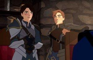The Dragon Prince Amaya Gren