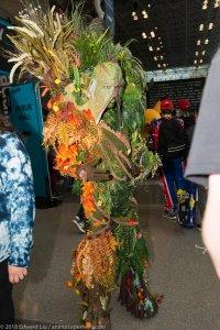 Swamp Thing Cosplay
