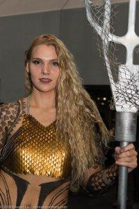 Rule 63 Aquaman Cosplay