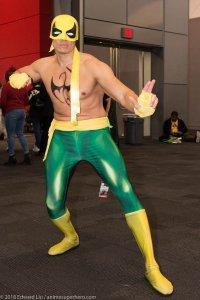 Iron Fist Cosplay