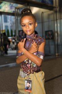 Little Shuri Cosplay