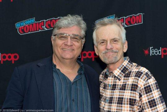 Rise of the Teenage Mutant Ninja Turtles Rob Paulsen Maurice LaMarche