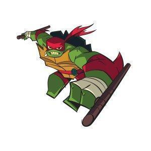Rise of the Teenage Mutant Ninja Turtles Raphael