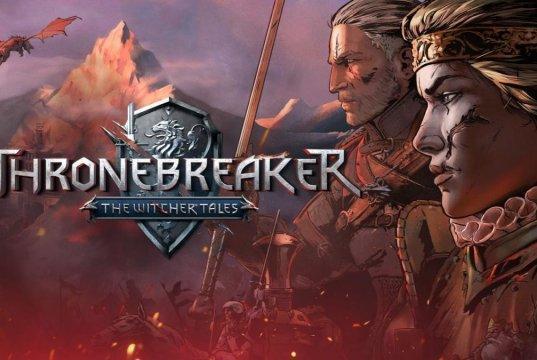 Thronebreaker - The Witcher Tales Thronebreaker: The Witcher Tales