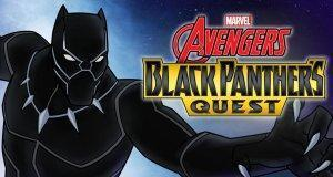 Avengers: Black Panther's Quest