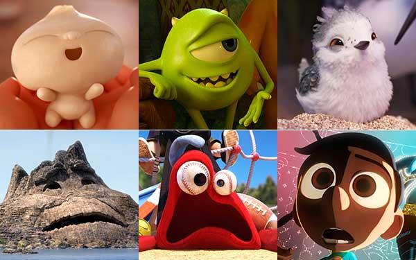 Pixar Short Films Collection Vol. 3