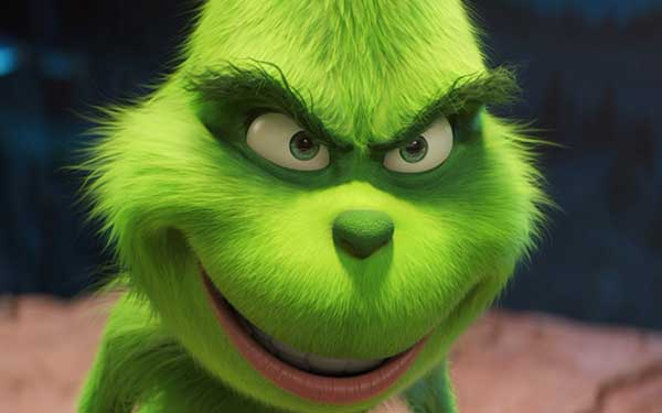 Dr. Seuss' The Grinch