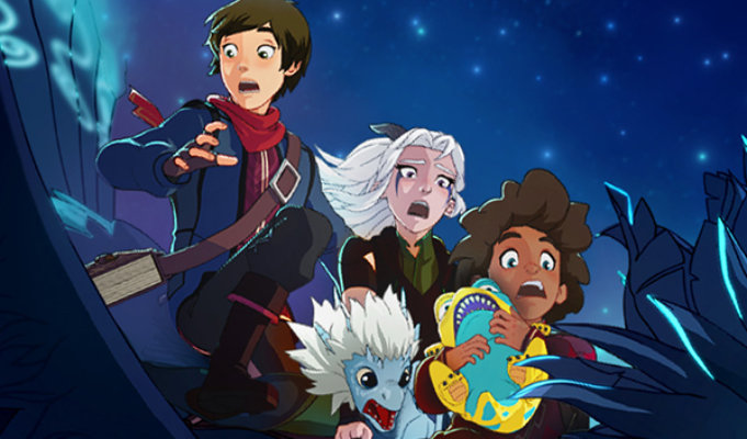 Dragon Prince Season 2