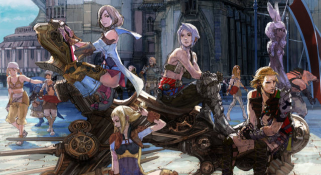 Final Fantasy XII The Zodiac Age New Art
