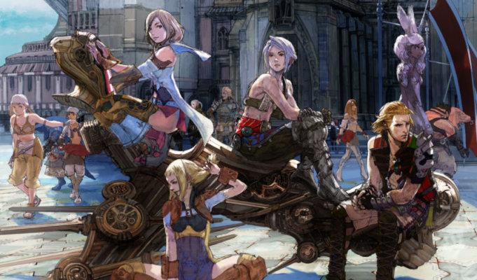Final Fantasy XII The Zodiac Age New Art