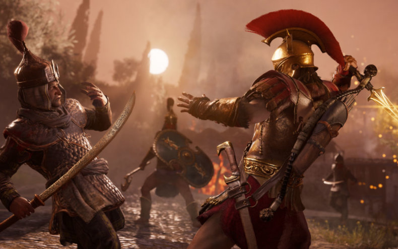 Assassin's Creed Odyssey Legacy of the First Blade Bloodline