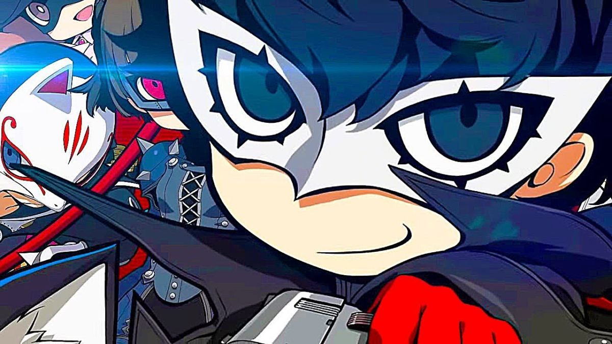 Persona Q2: New Cinema Labyrinth Hits 3DS June 4 - Anime