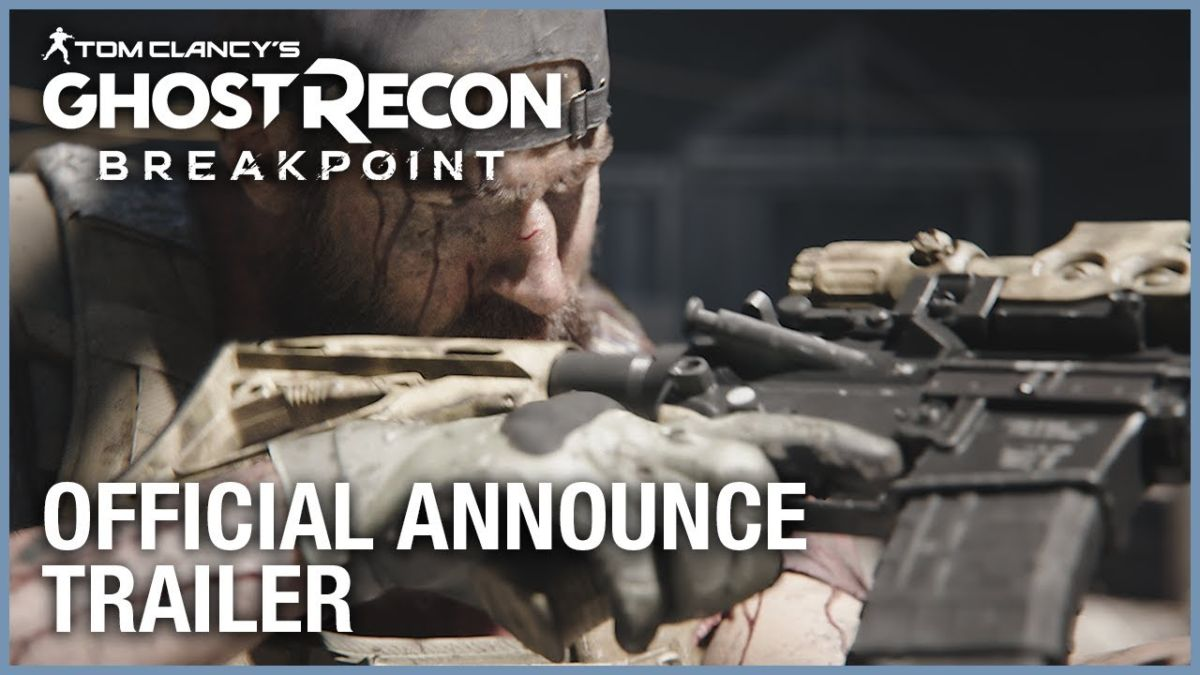 Tom Clancy's Ghost Recon Breakpoint Official Announce