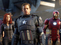 Avengers Game, Marvel's Avengers, Crystal Dynamics