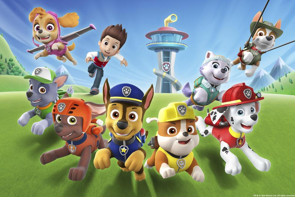 Nickelodeon Renews PAW Patrol, Bubble Guppies, Abby Hatcher, and