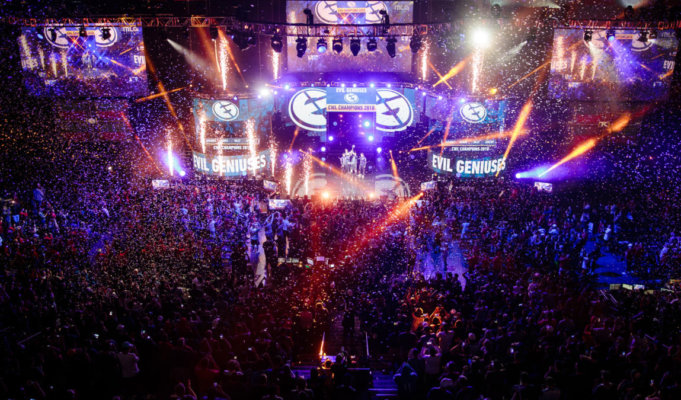 call of duty esports league