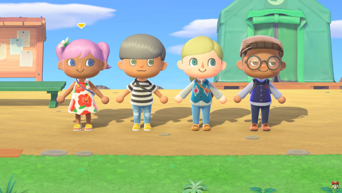 Animal Crossing New Horizons Adds A Ton Of New Features Anime