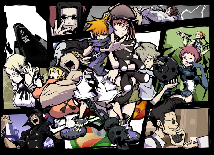 The World Ends With You Anime Gets Opening Song Change