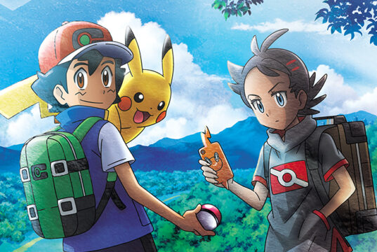 Pokemon Journeys, Netflix