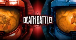 Red vs Blue, Death Battle