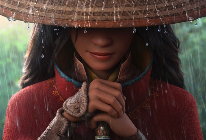 Raya and the Last Dragon Trailer Teases Journey to Unite the World