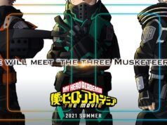 My Hero Academia Movie
