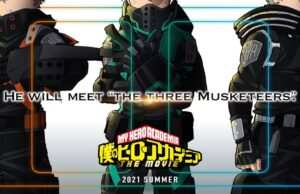 My Hero Academia Movie, My Hero Academia World Heroes Mission