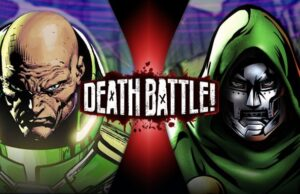 Lex Luthor vs Doctor Doom