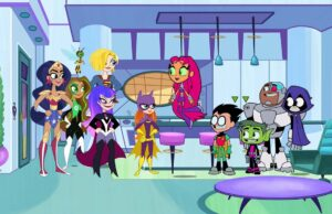 Teen Titans Go, DC Super Hero Girls