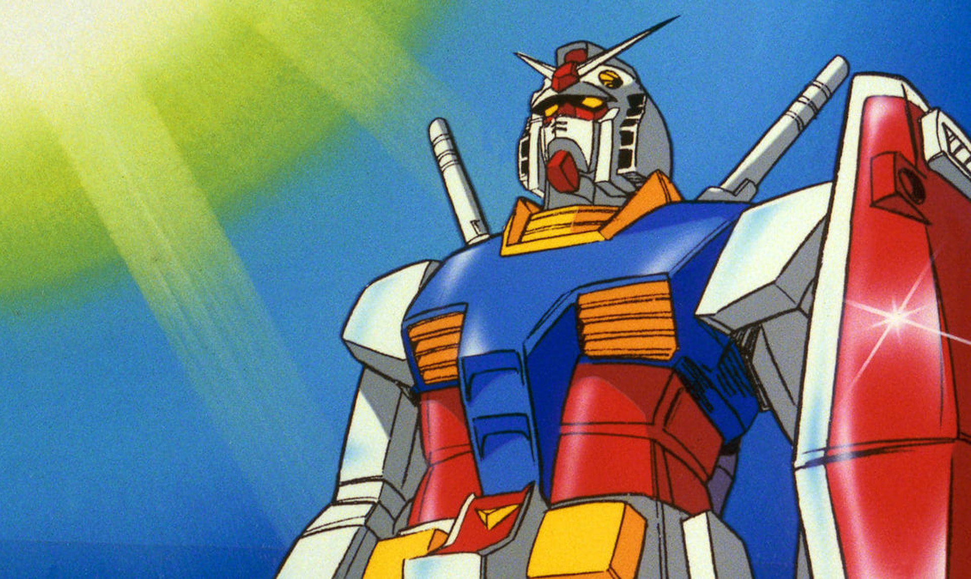 Netflix Announces Live-Action Gundam Movie Project