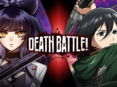 Blake Vs Mikasa Death Battle