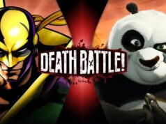 Iron Fist Vs Po
